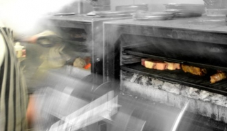 Charcoal Oven 150