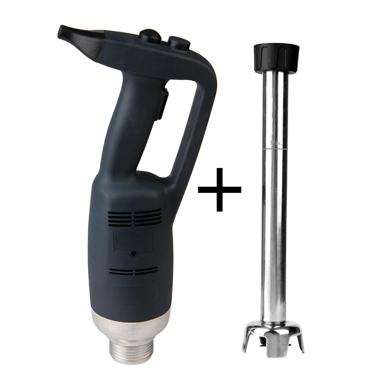 Hand-held blender with power regulator 400 mm