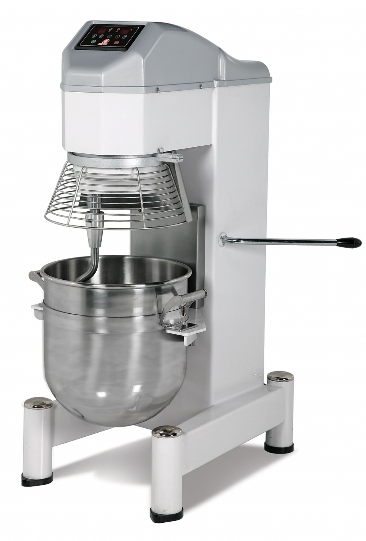 Dough kneading machine 60L