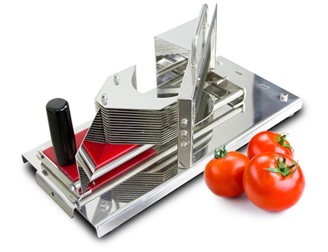 Tomato slicer 4mm