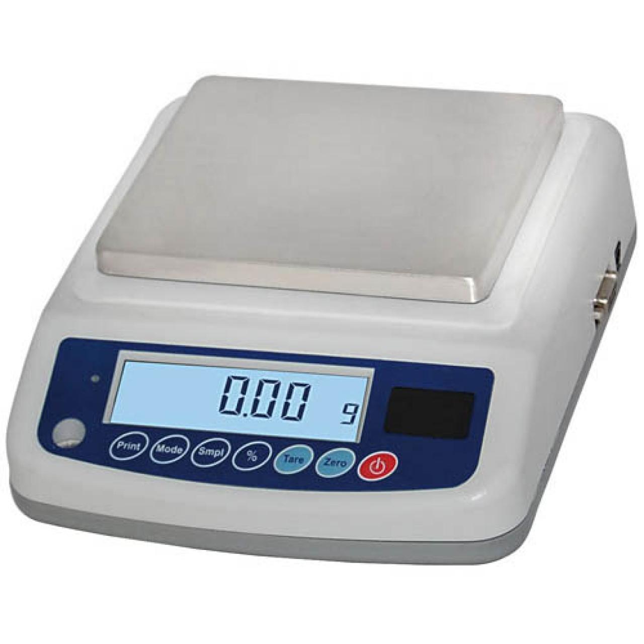 Precision scale TBV