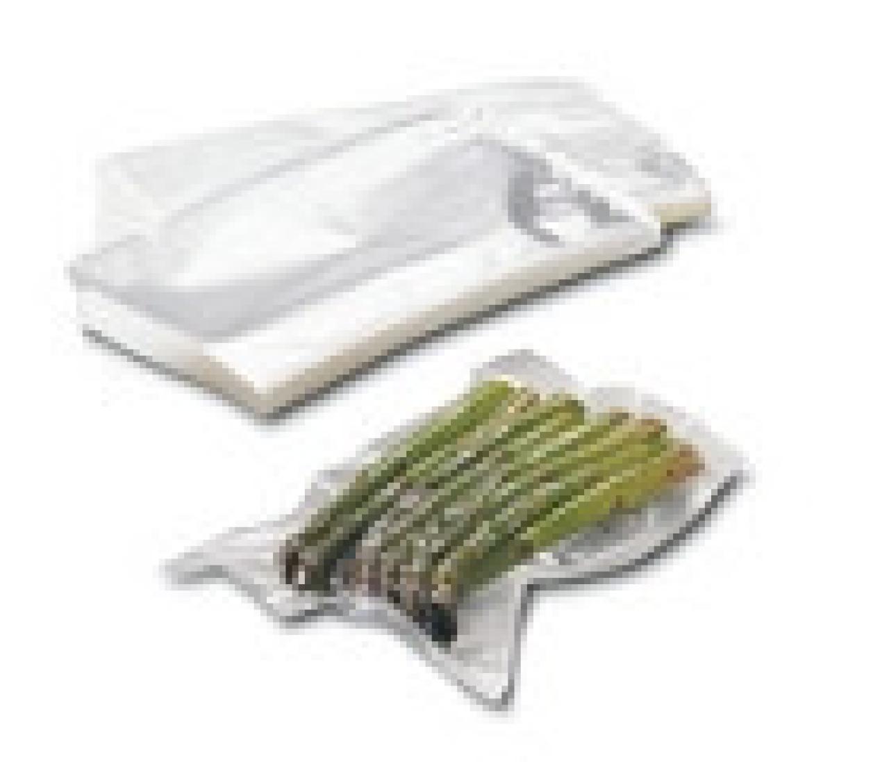 Flat culinary vacuum bag 200x300mm