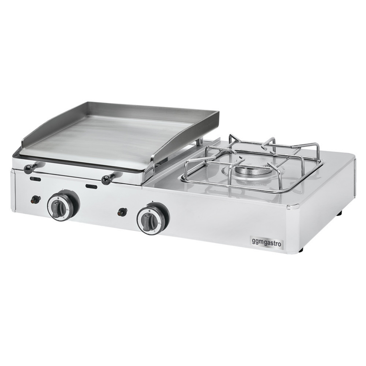 Gas stove - plate grill 0.82m