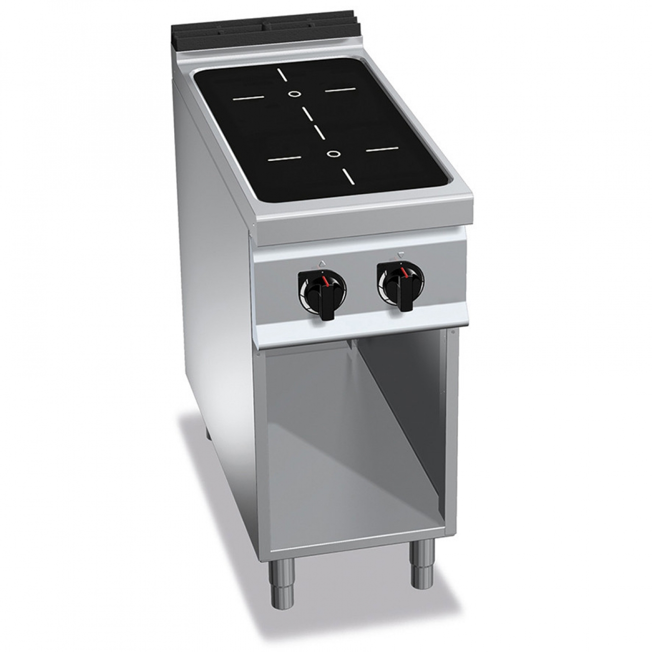 Induction cooker 10kW