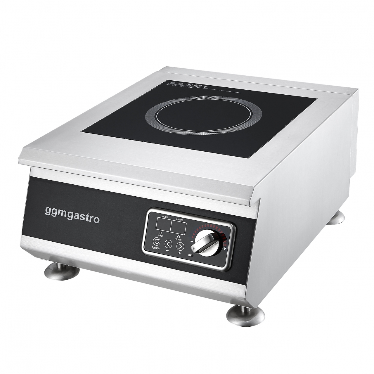 Induction cooker 5kW
