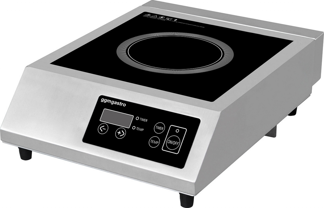 Induction cooker 3.5 kW