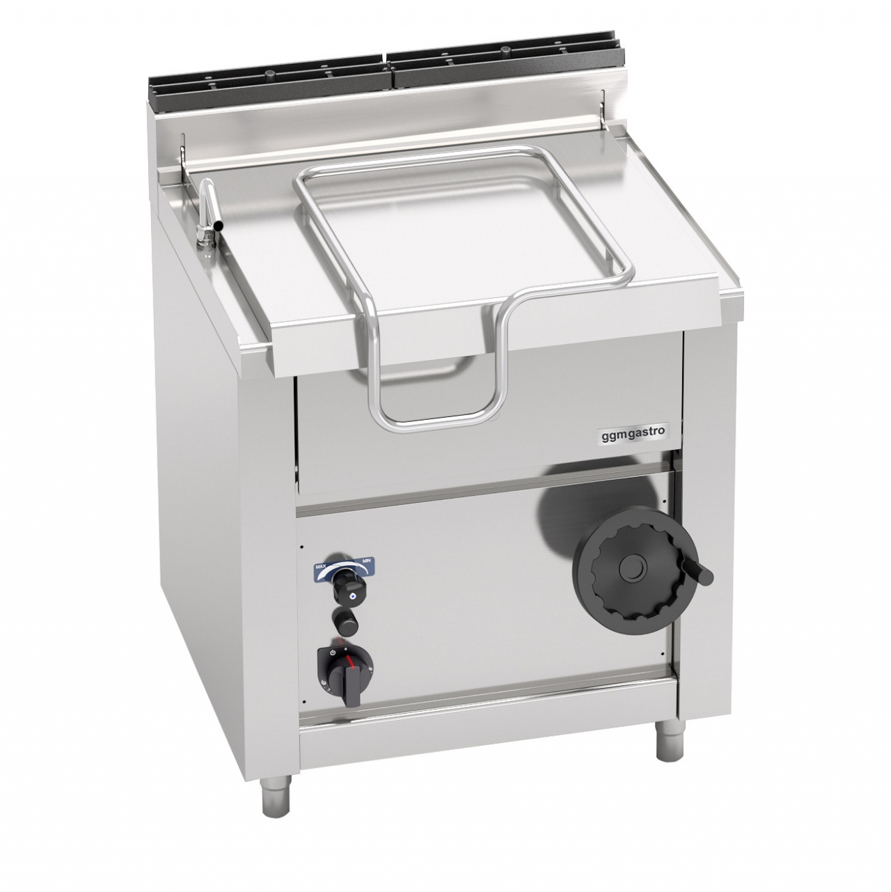 Frying pan gas 60L 14.5kW