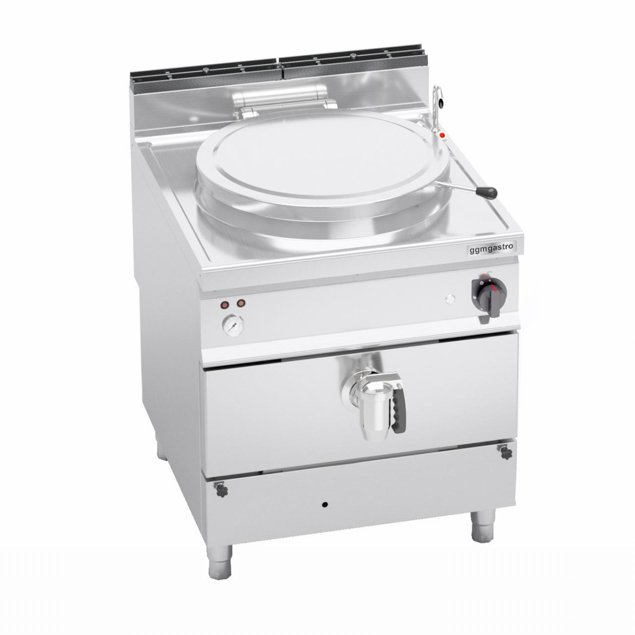 Gas boiler 100L