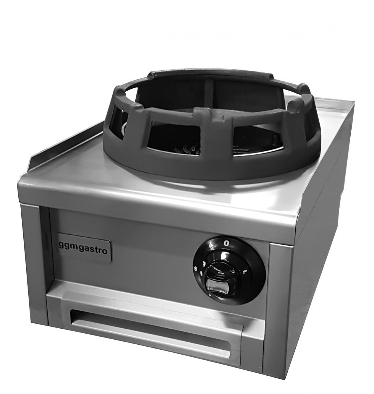 Wok stove 1 x gas Ø 250 mm