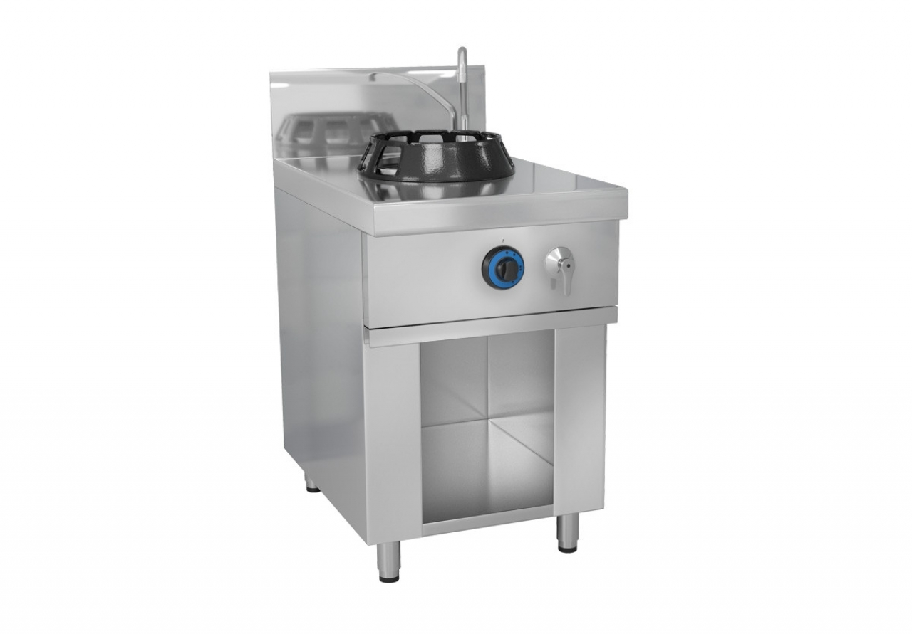 Wok stove 1 x gas