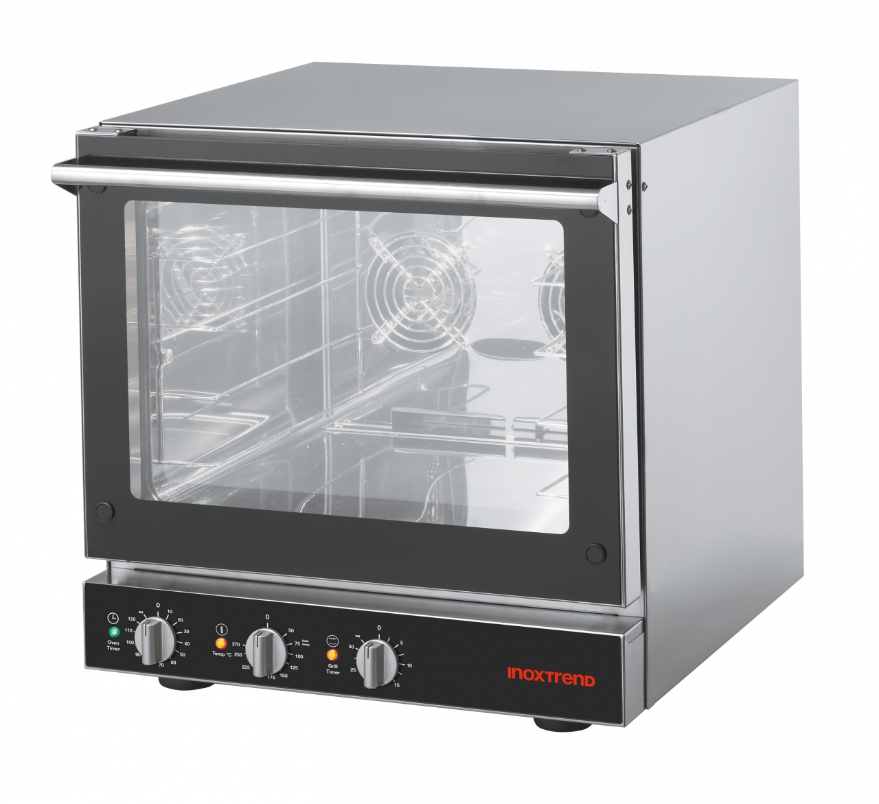 Convection with grill 4x 46x34cm  SN