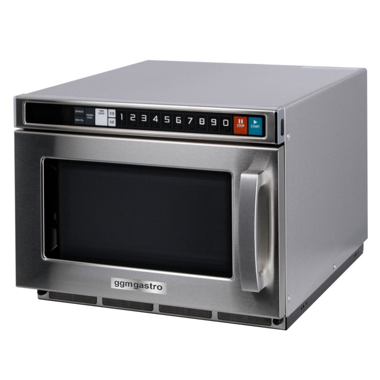 Microwave 17L digital