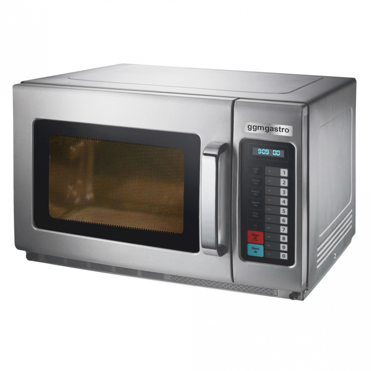Microwave 34L digital