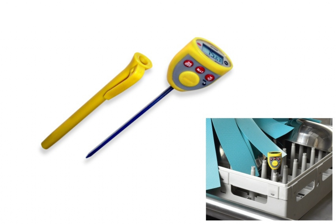 Thermometer waterproof DFP450