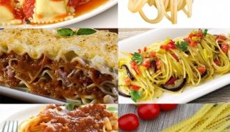 Manual pasta machine 5 otsikut