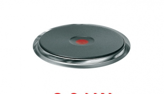 Electric cooker 5,2 kW
