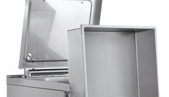 Frying pan gas 120L 30 kW