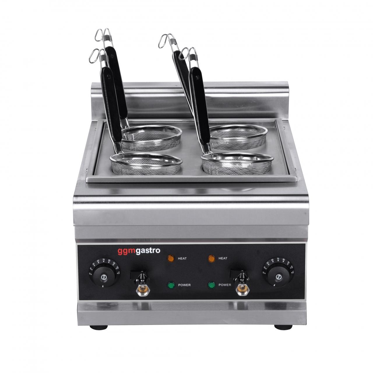 Pasta cooker 4 sieves