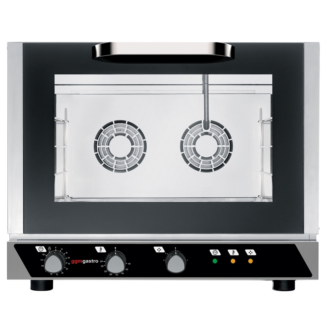 convection with steam 4x60x40