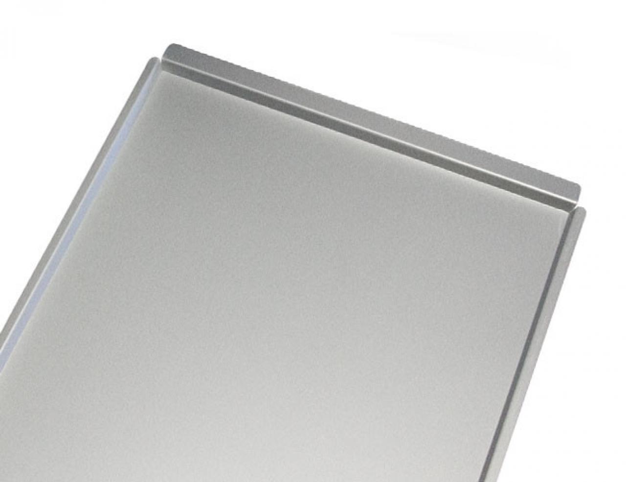 Baking plate aluminum 460x330