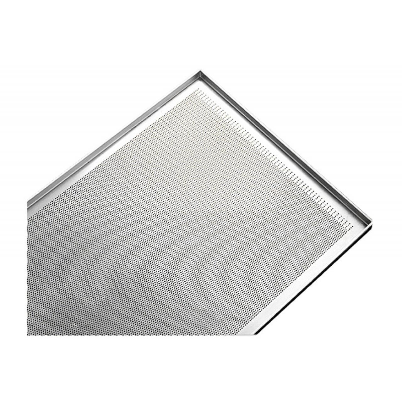Baking plate aluminum, silicone EN 400x600