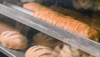 Tray for baguette EN 400x600