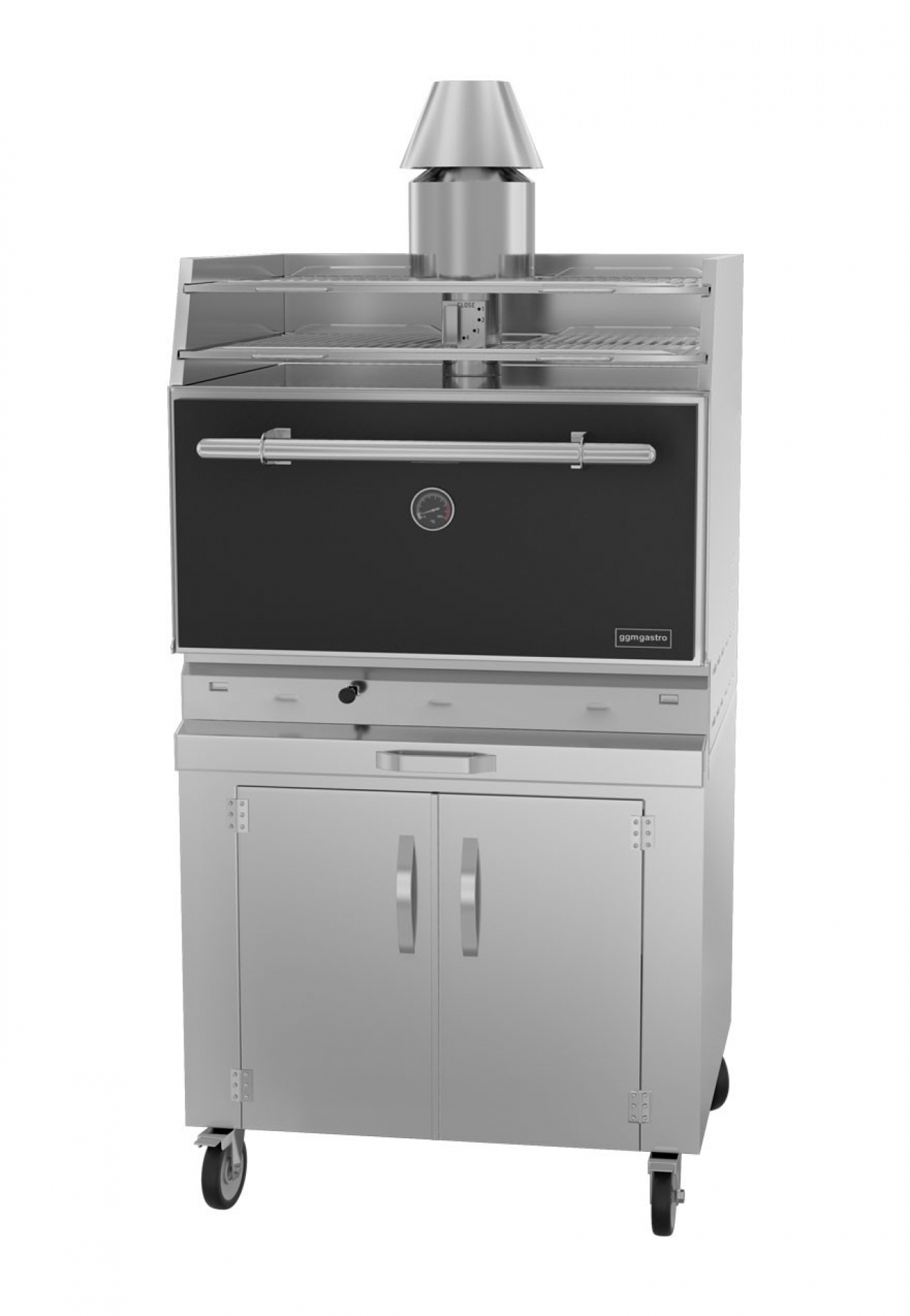 Charcoal oven CHOE881S