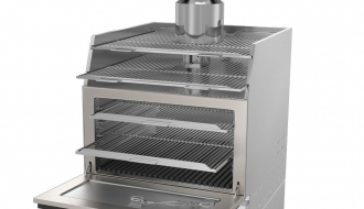 Charcoal oven CHOE761S