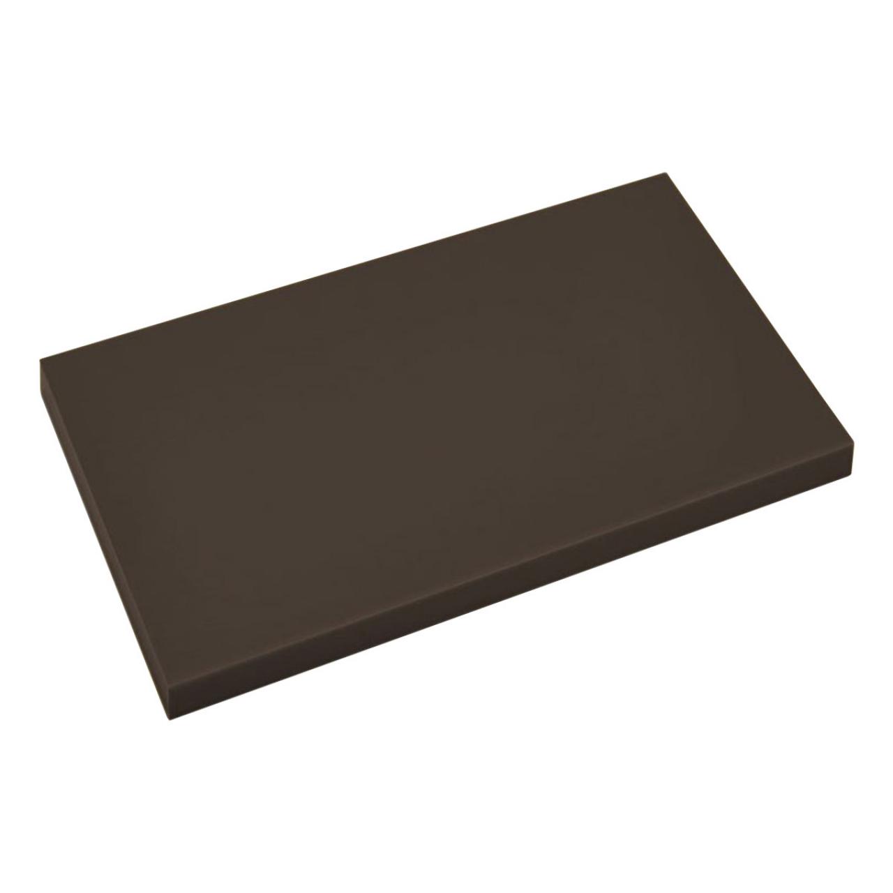 Cutting board 40x60cm brown