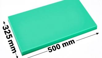 Cutting board 50x32,5cm green