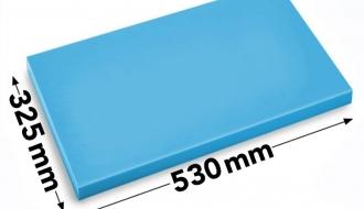 Cutting board 50x32,5cm blue
