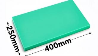 Lõikelaud 25x40cm roheline