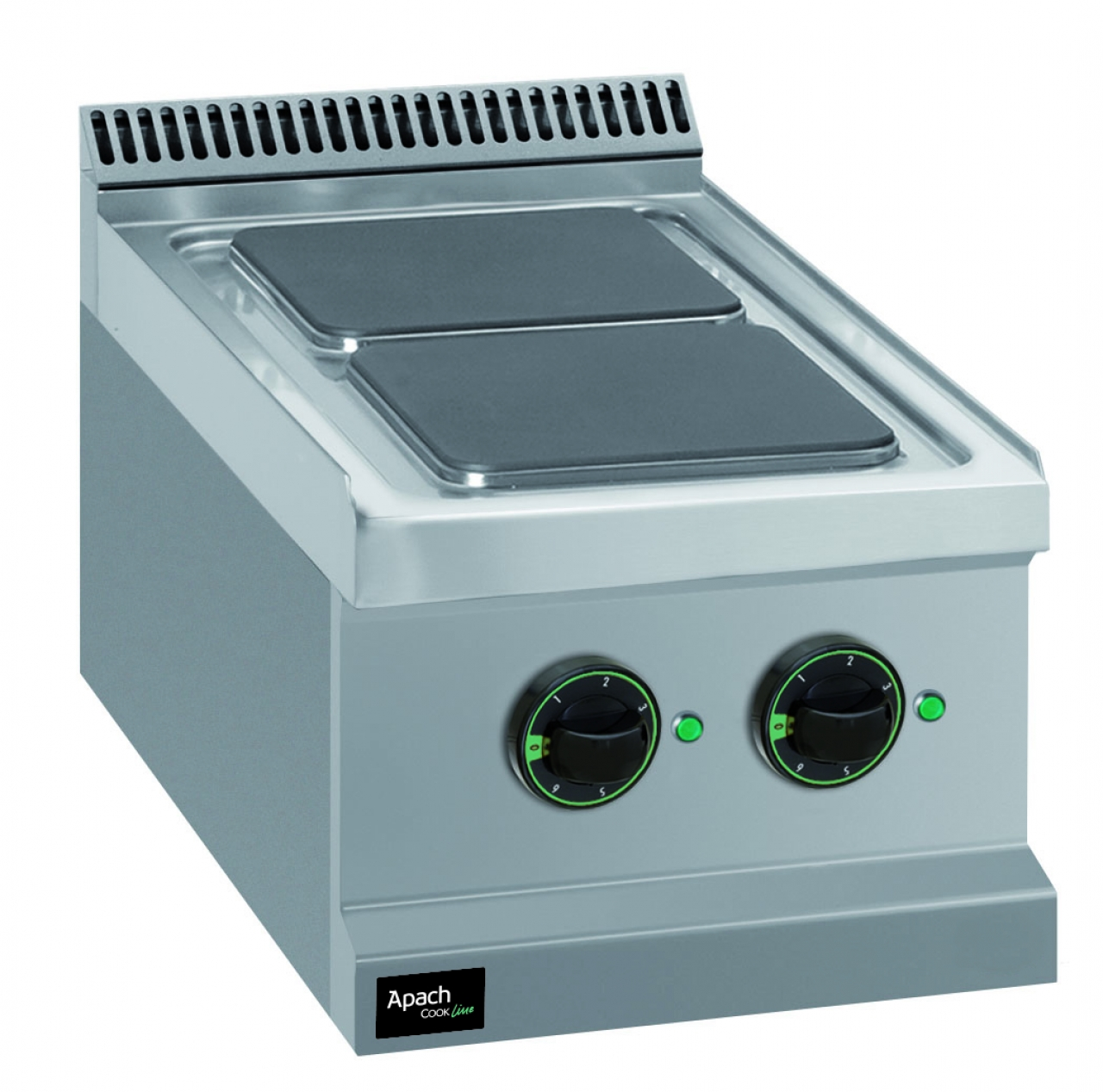 Electric stove 2 plates 5.2kW 47T