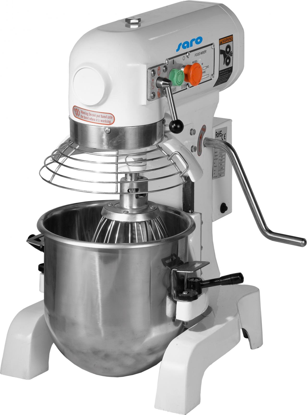 Planetary mixer PR10