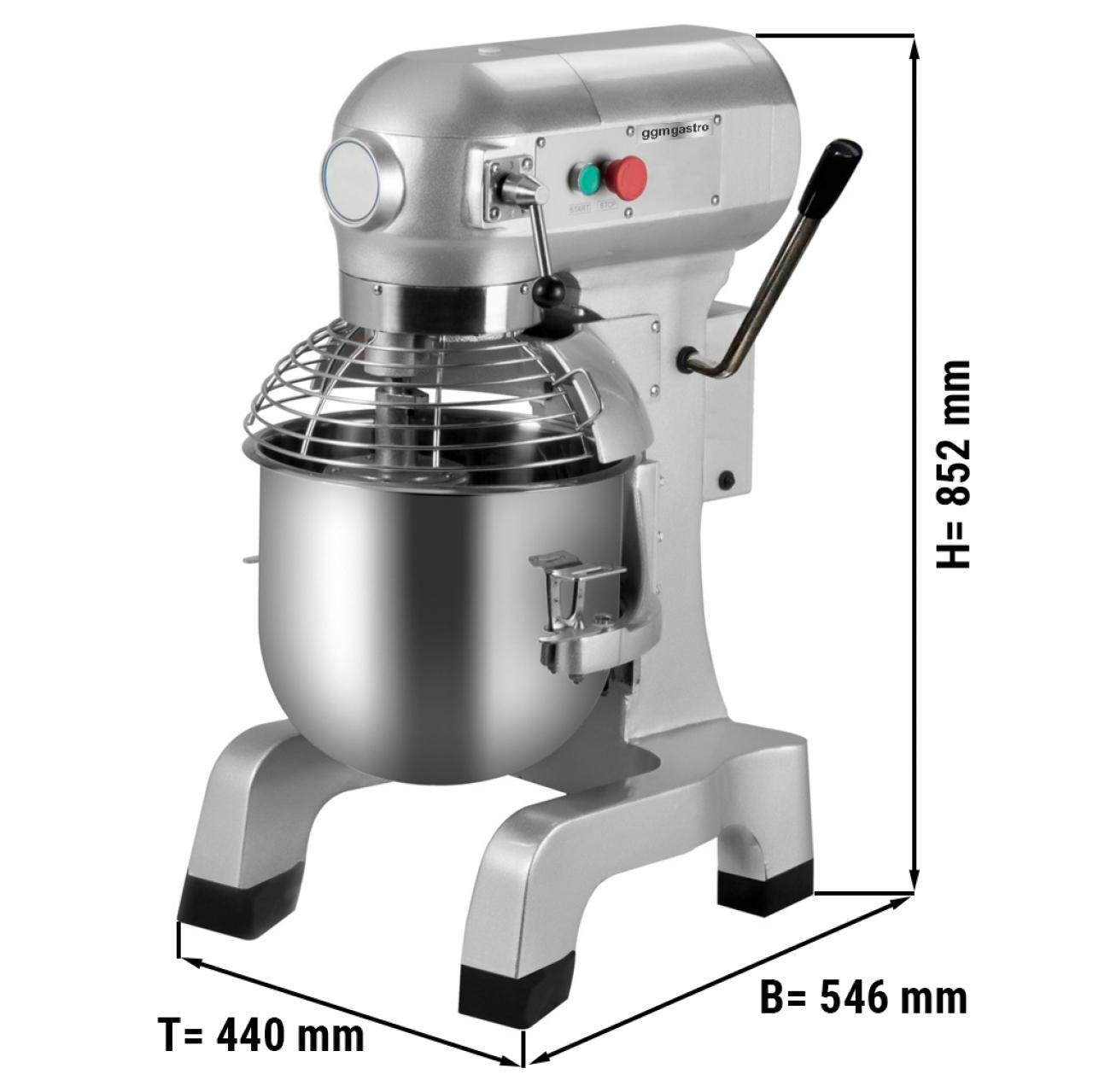 Planetary mixer - 27 Liter