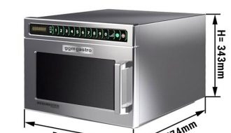 Microwave oven 17L digital 2.1kW