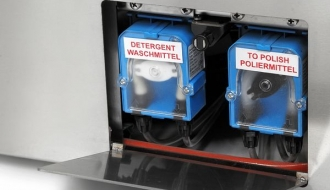 Kuppelnõudepesumasin - äravoolupump - pesuvahendi pump