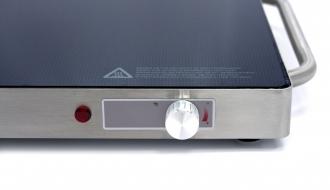 Induktsioonpliit - Max 105°C