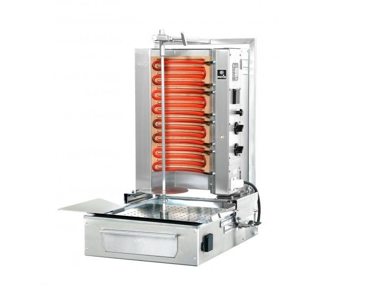 Kebab grill 30kg FE2